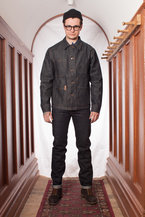 Tellason Coverall Jacket 12,5oz Selvage
