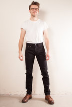 Pace Jeans P-042 Nightrider Black